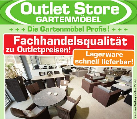 gartenm bel outlet karlsruhe adressen fabrikverkauf deutschland und europa. Black Bedroom Furniture Sets. Home Design Ideas